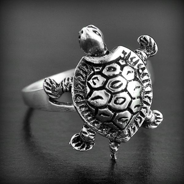 bague tortue