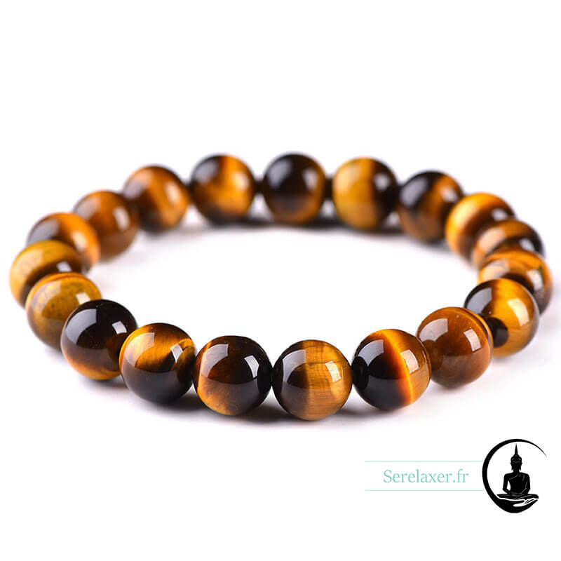bracelets oeil de tigre
