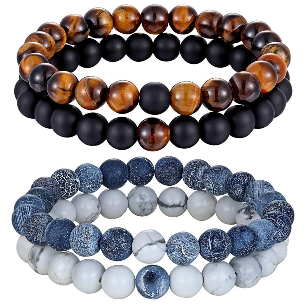 bracelet pierre yoga