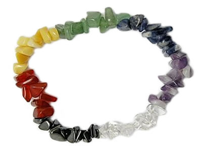 bracelet chakra vrai pierre