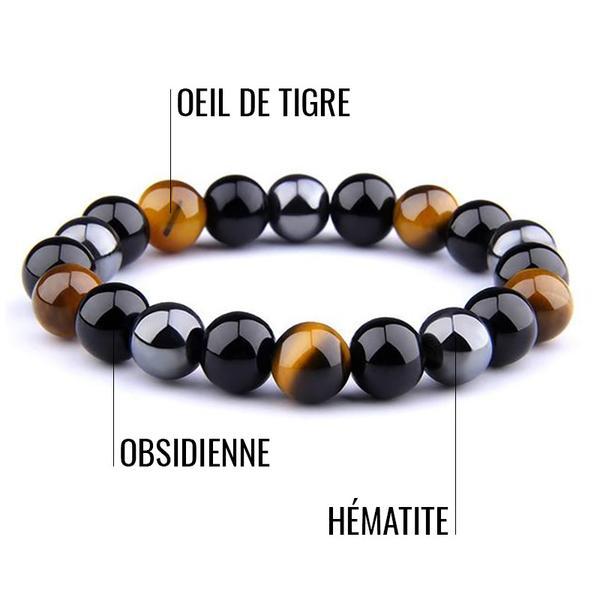 triple protection bracelet